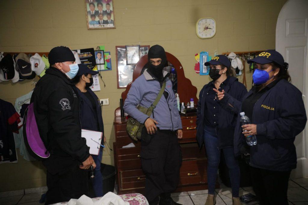 Entre los detenidos están los responsables del asesinato de un excandidato a alcalde y exregidor del municipio de Metapán por el partido GANA.